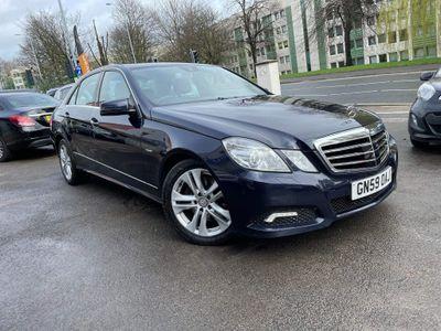 Mercedes-Benz E Class Saloon 2.1 E250 CDI BlueEFFICIENCY Avantgarde 4dr