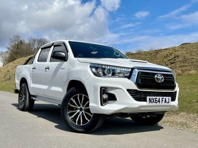 Toyota Hilux Unlisted 2.5 TD Double Cab 2020 Conversion 4x4