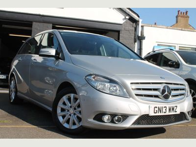 Mercedes-Benz B Class Hatchback 1.8 B200 CDI BlueEFFICIENCY SE 7G-DCT (s/s) 5dr