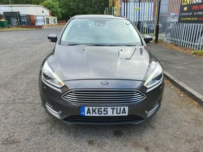 Ford Focus Hatchback 2.0 TDCi Titanium X Powershift (s/s) 5dr