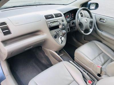 Honda Civic Hatchback 1.6 i-VTEC Executive 5dr