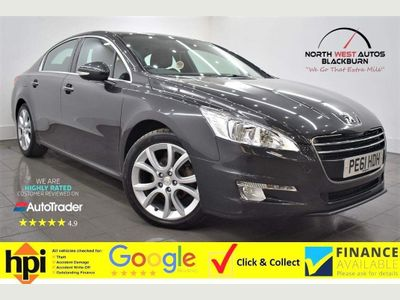 Peugeot 508 Saloon 2.0 HDi Allure 4dr