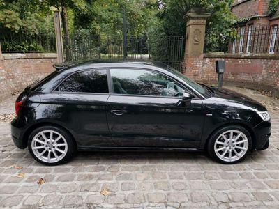 Audi A1 Hatchback 1.4 TFSI S line S Tronic (s/s) 3dr