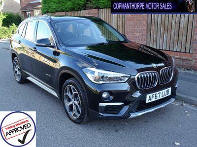 BMW X1 SUV 2.0 18d xLine Auto xDrive (s/s) 5dr