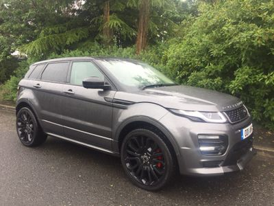 Land Rover Range Rover Evoque SUV 2.0 Si4 HSE Dynamic Lux Auto 4WD (s/s) 5dr
