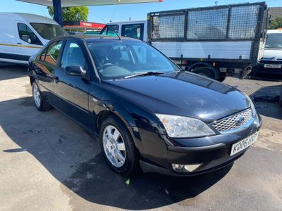 Ford Mondeo Saloon 1.8 LX 4dr