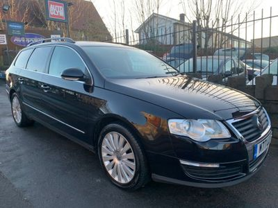 Volkswagen Passat Estate 2.0 TDI DPF Highline 5dr
