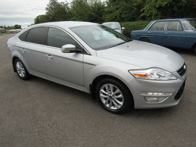 Ford Mondeo Hatchback 1.6 TDCi ECO Titanium X Business (s/s) 5dr