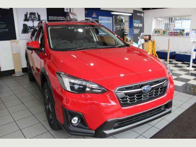 Subaru XV SUV 1.6i SE Premium Lineartronic 4WD (s/s) 5dr
