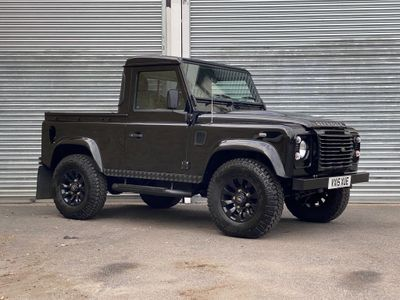 Land Rover Defender 90 Pickup 2.2 TD Pick-Up 2dr