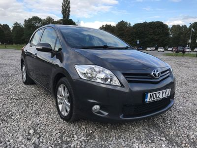 Toyota Auris Hatchback 1.6 V-Matic Colour Collection 5dr