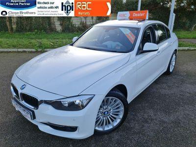 BMW 3 Series Saloon 2.0 328i Luxury 4dr