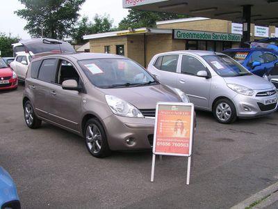 Nissan Note Hatchback 1.4 16V n-tec 5dr