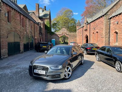 Audi A4 Avant Estate 2.0 TDI S line Multitronic 5dr