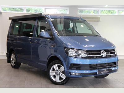 Volkswagen California Camper 2.0 TDI BlueMotion Tech Beach EU6 (s/s) 4dr