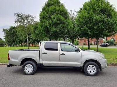 Toyota Hilux Pickup 2.5 D-4D HL2 Crewcab Pickup 4WD 4dr