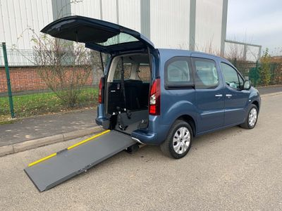 Citroen Berlingo MPV 1.6 HDi Plus Multispace Special Edition 5dr