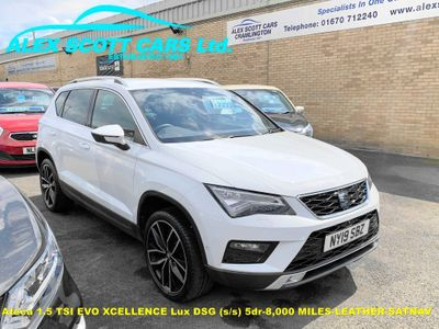 SEAT Ateca SUV 1.5 TSI EVO XCELLENCE Lux DSG (s/s) 5dr