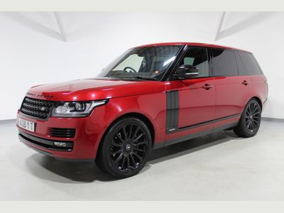 Land Rover Range Rover SUV 3.0h SD V6 Autobiography Auto 4WD (s/s) 5dr LWB