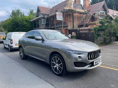 Maserati Levante SUV 3.0D V6 GranLusso ZF 4WD (s/s) 5dr