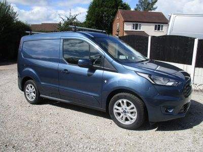 Ford Transit Connect Panel Van 1.5 200 EcoBlue Limited L1 EU6 (s/s) 5dr