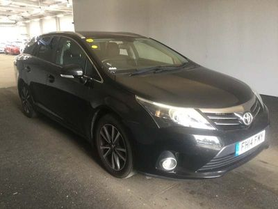 Toyota Avensis Estate 1.8 V-Matic Icon M-Drive S 5dr
