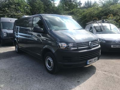 VOLKSWAGEN TRANSPORTER Panel Van 2.0 TDI BlueMotion Tech T30 Startline Panel Van 5dr (LWB)