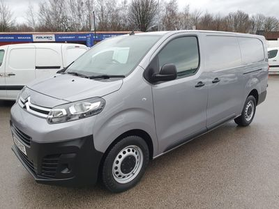 Citroen Dispatch Panel Van 1.5 BlueHDi 1200 Enterprise XL LWB EU6 (s/s) 6dr