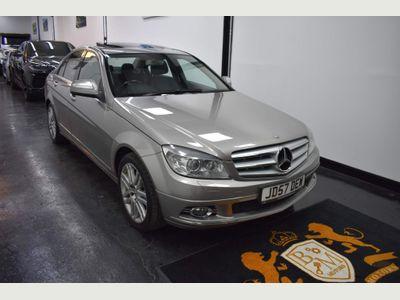 Mercedes-Benz C Class Saloon 3.5 C350 Sport 7G-Tronic 4dr