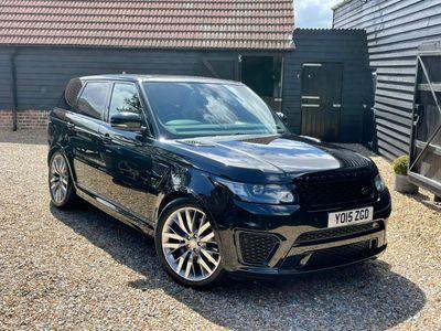 Land Rover Range Rover Sport SUV 5.0 V8 SVR 4X4 (s/s) 5dr