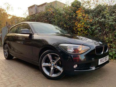 BMW 1 Series Hatchback 1.6 118i SE Sports Hatch 3dr