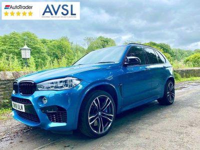 BMW X5M SUV 4.4 BiTurbo Auto xDrive (s/s) 5dr (5 Seat)