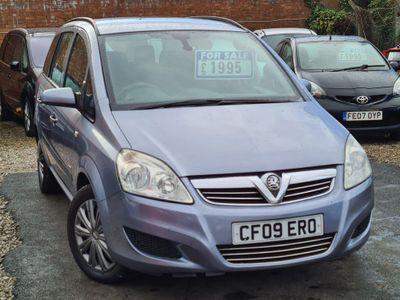 Vauxhall Zafira MPV Life Cdti 1.9