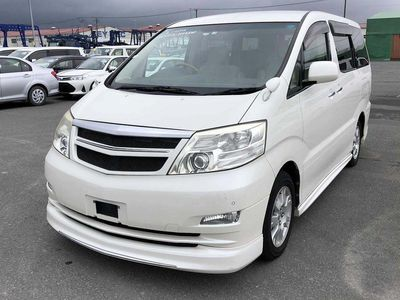 Toyota Alphard MPV 3.0 MZ