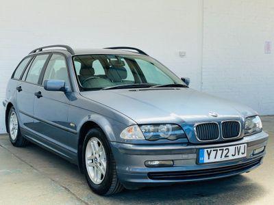 BMW 3 Series Estate 1.9 318i SE Touring 5dr