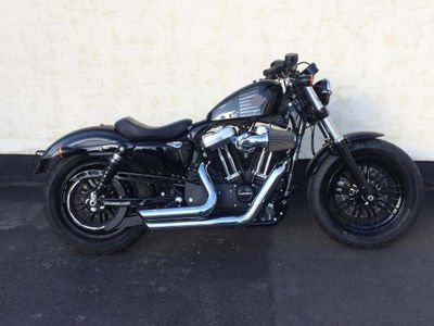 Harley-Davidson Sportster Custom Cruiser 1200 XL1200X Sportster Forty Eight