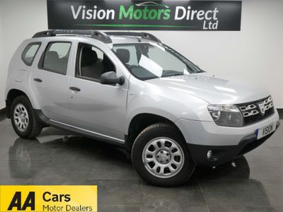 Dacia Duster SUV 1.5 dCi Ambiance (s/s) 5dr