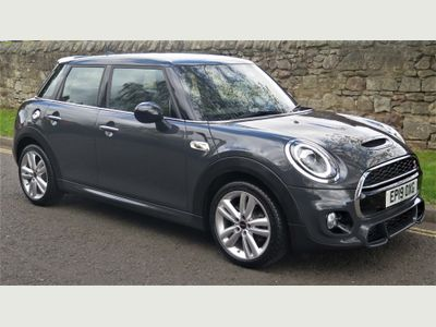 MINI Hatch Hatchback 2.0 Cooper S Sport Steptronic (s/s) 5dr