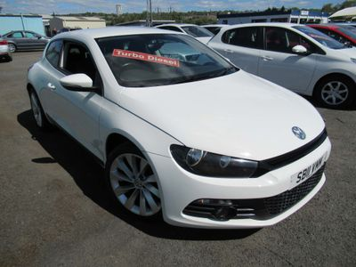 Volkswagen Scirocco Coupe 2.0 TDI BlueMotion Tech GT 3dr