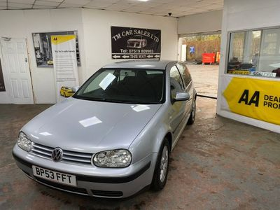 Volkswagen Golf Hatchback 1.4 Match 3dr