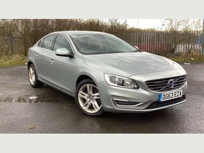 Volvo S60 Saloon 2.4 D5 SE Lux Nav Geartronic 4dr