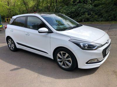 Hyundai i20 Hatchback 1.4 Premium SE Nav Auto 5dr
