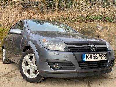 Vauxhall Astra Hatchback 1.4 i 16v SXi 5dr