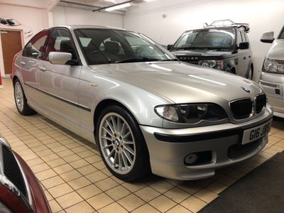 BMW 3 Series Saloon 2.2 320i Sport 4dr