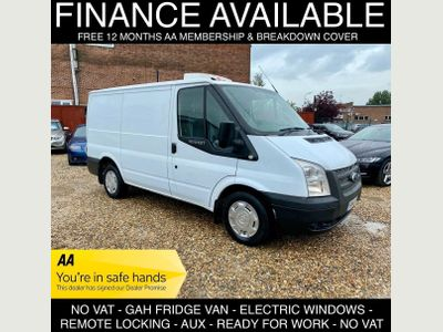 Ford Transit Temperature Controlled 2.2 TDCi 280 Low Roof Panel Van S 5dr (EU5, SWB)