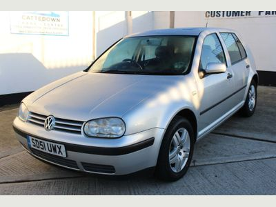 Volkswagen Golf Hatchback 1.9 TDI PD S 5dr