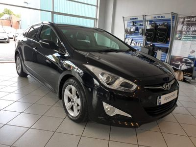 Hyundai i40 Saloon 1.7 CRDi Blue Drive Style 4dr