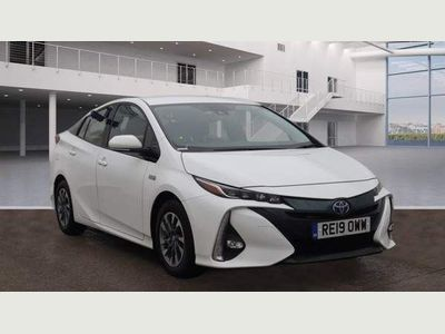 Toyota Prius Hatchback 1.8 VVT PiH 8.8 kWh Business Edition Plus CVT (s/s) 5dr