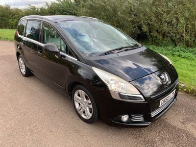 Peugeot 5008 MPV 2.0 HDi Exclusive 5dr
