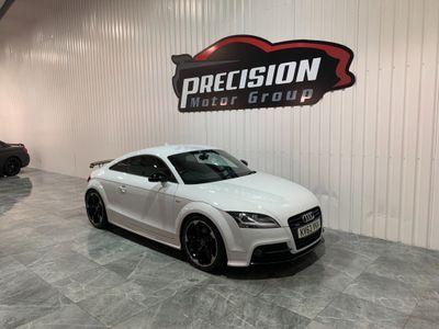 Audi TT Coupe 2.0 TD Black Edition quattro 2dr
